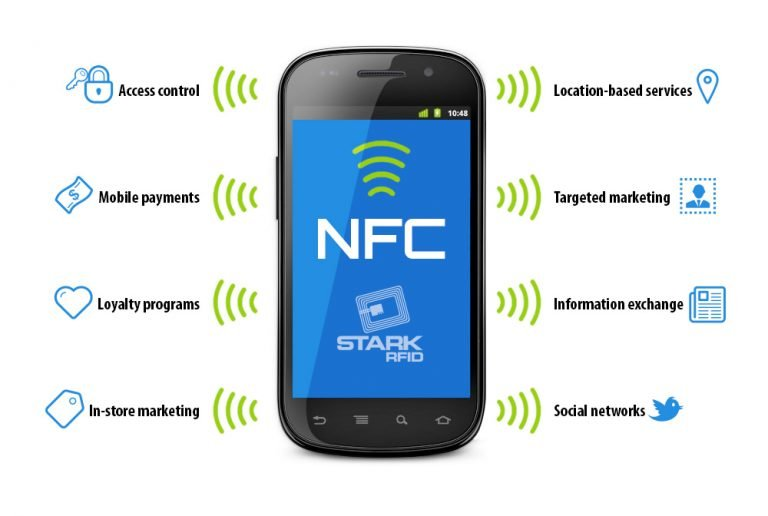 Build Your Bahamas: NFC